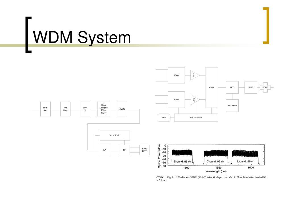WDM System