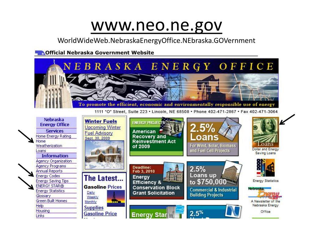 www.neo.ne.gov