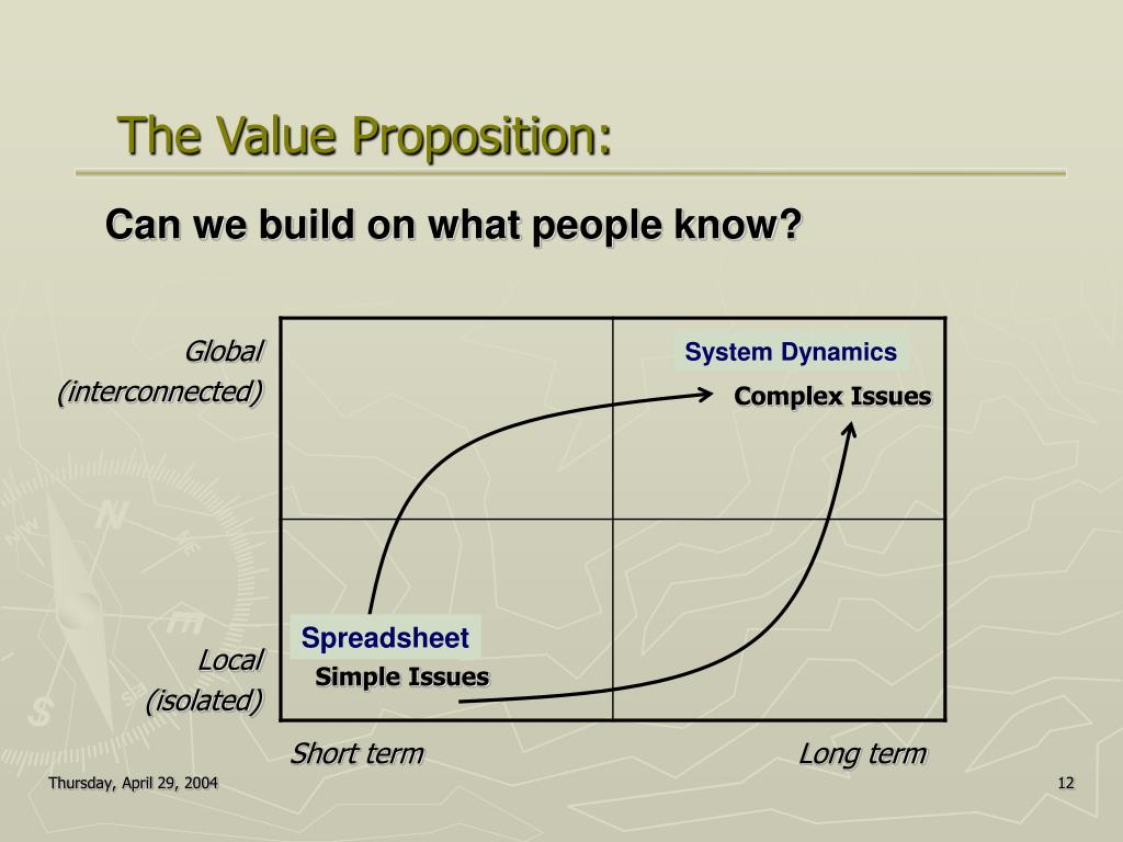 Can we build on what people know?