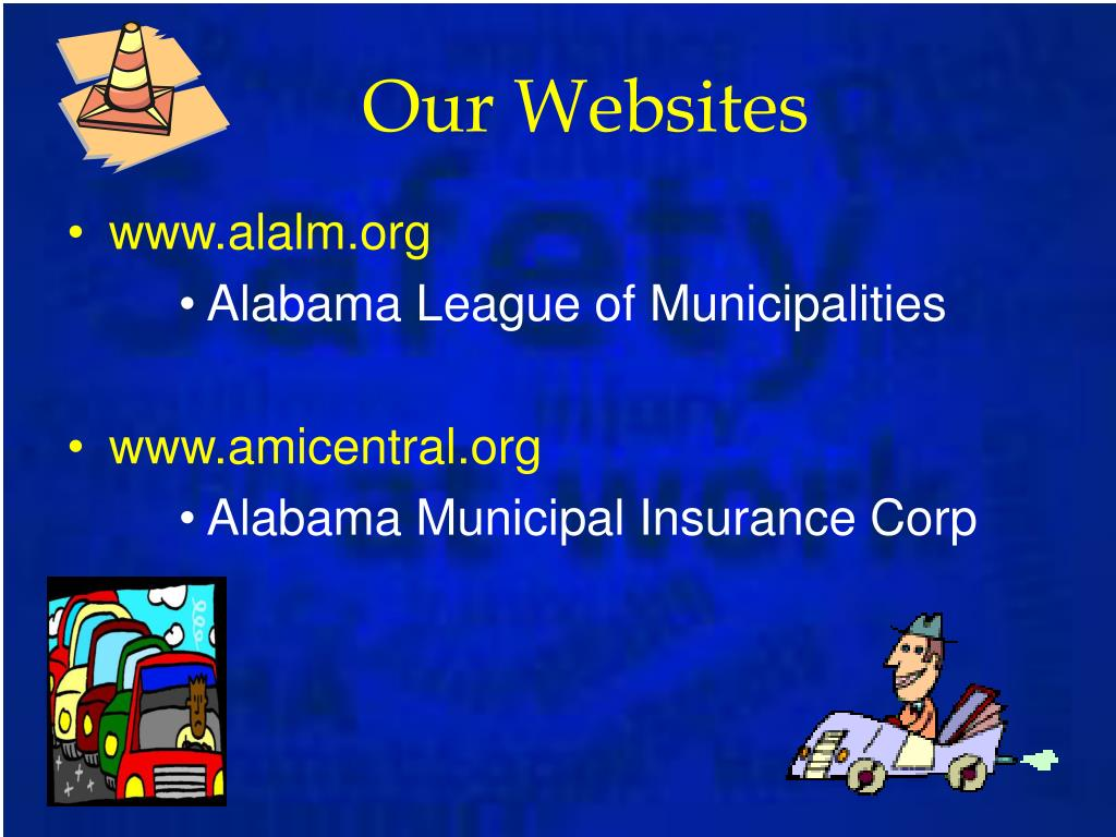 Our Websites