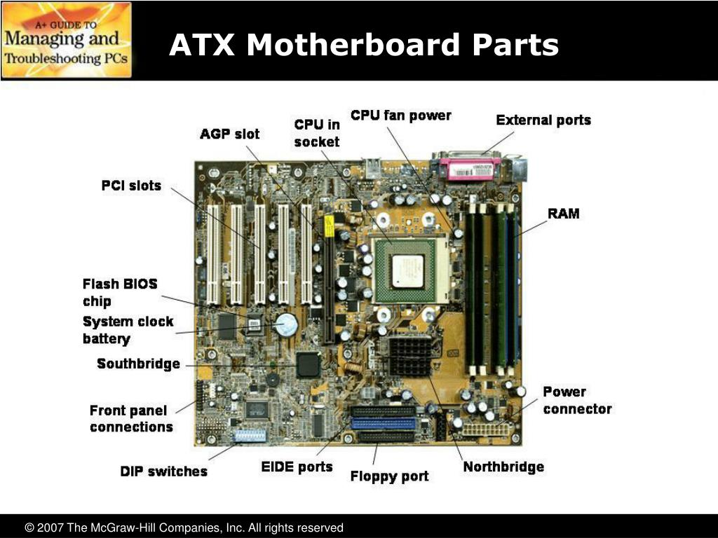 PPT - Motherboards PowerPoint Presentation - ID:179873