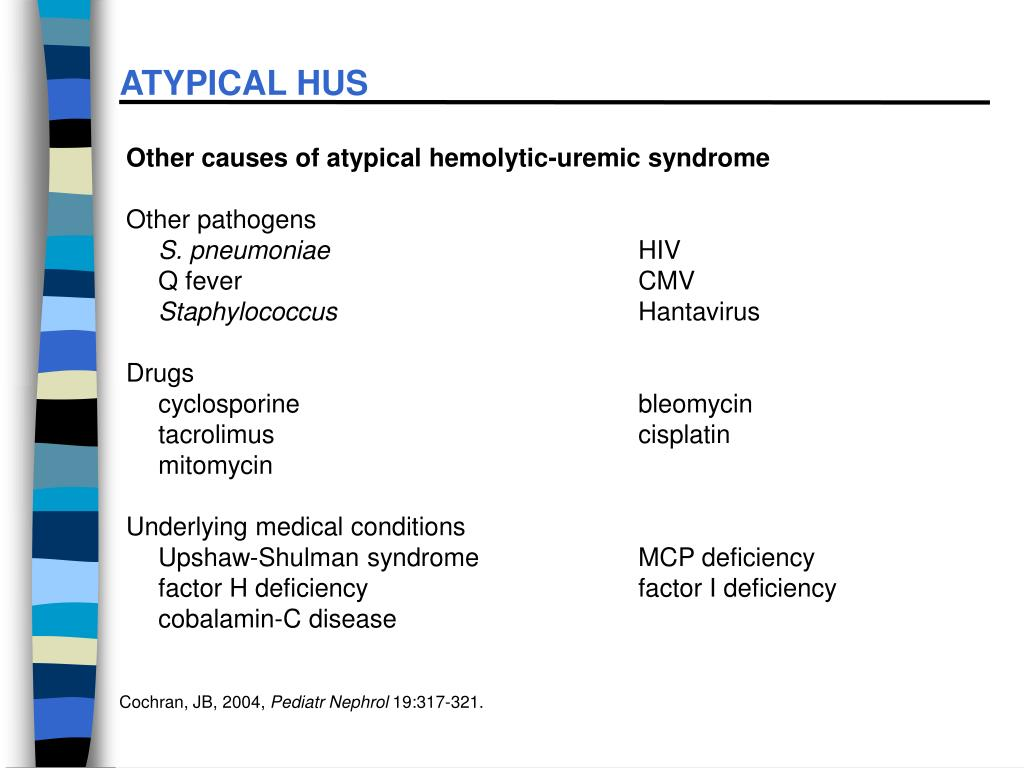 ATYPICAL HUS