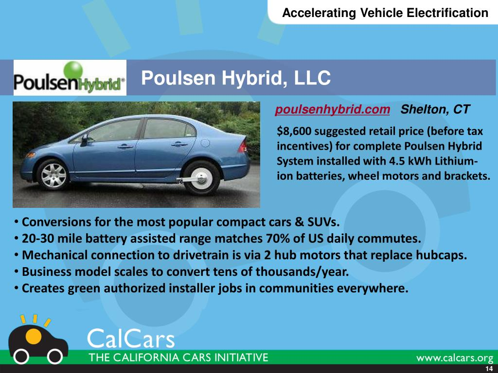 Poulsen Hybrid, LLC