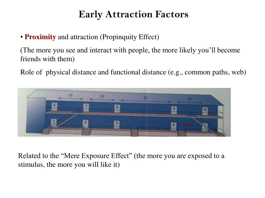 Early Attraction Factors