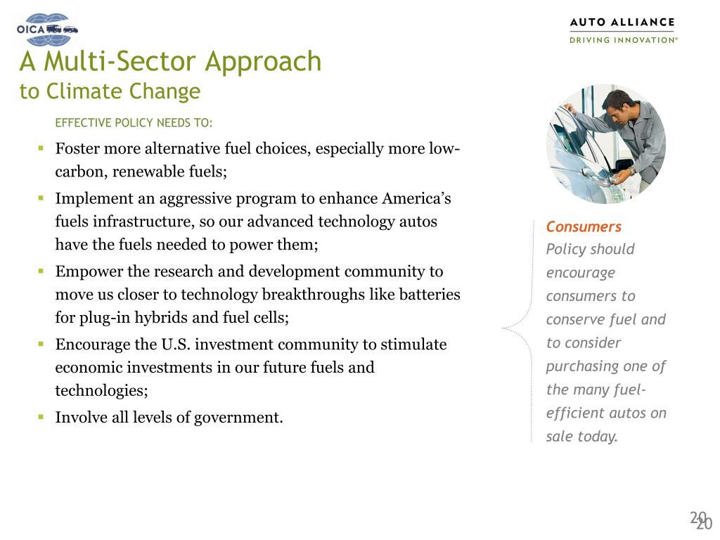 A Multi-Sector Approach