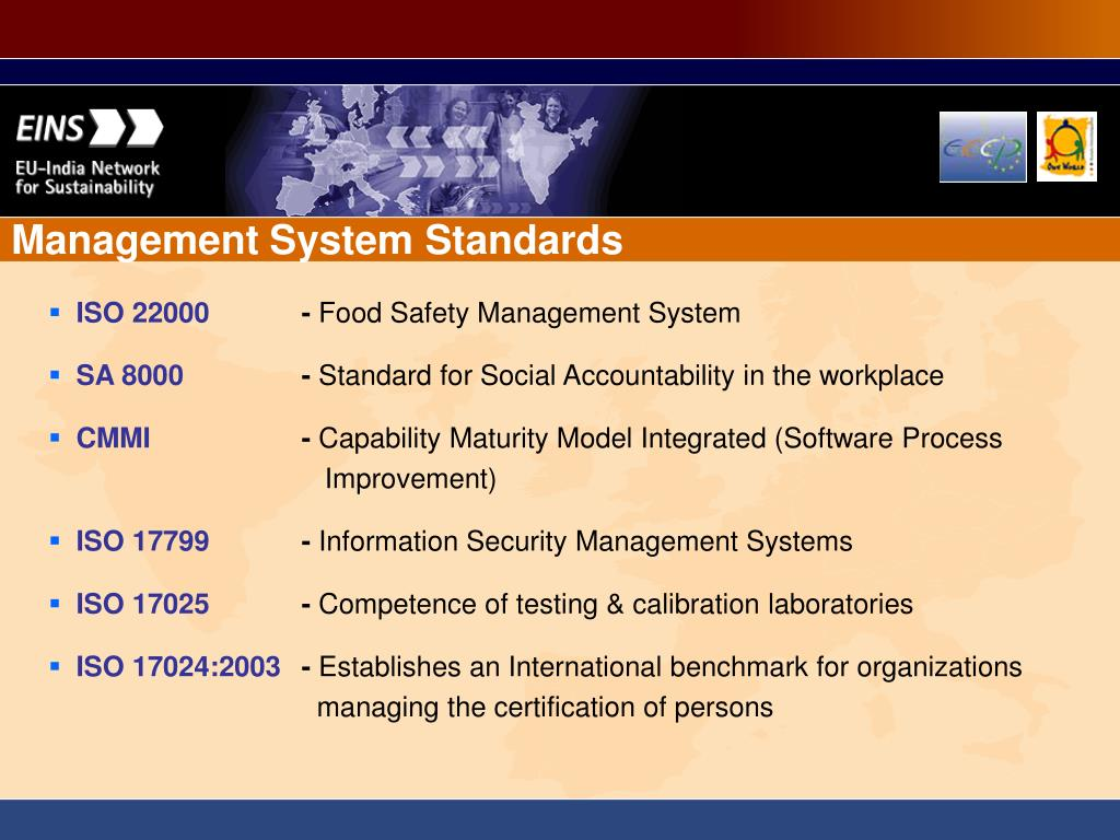 Management System Standards