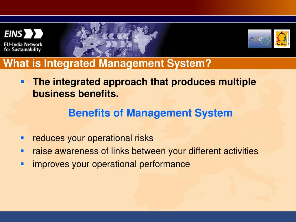What is Integrated Management System?