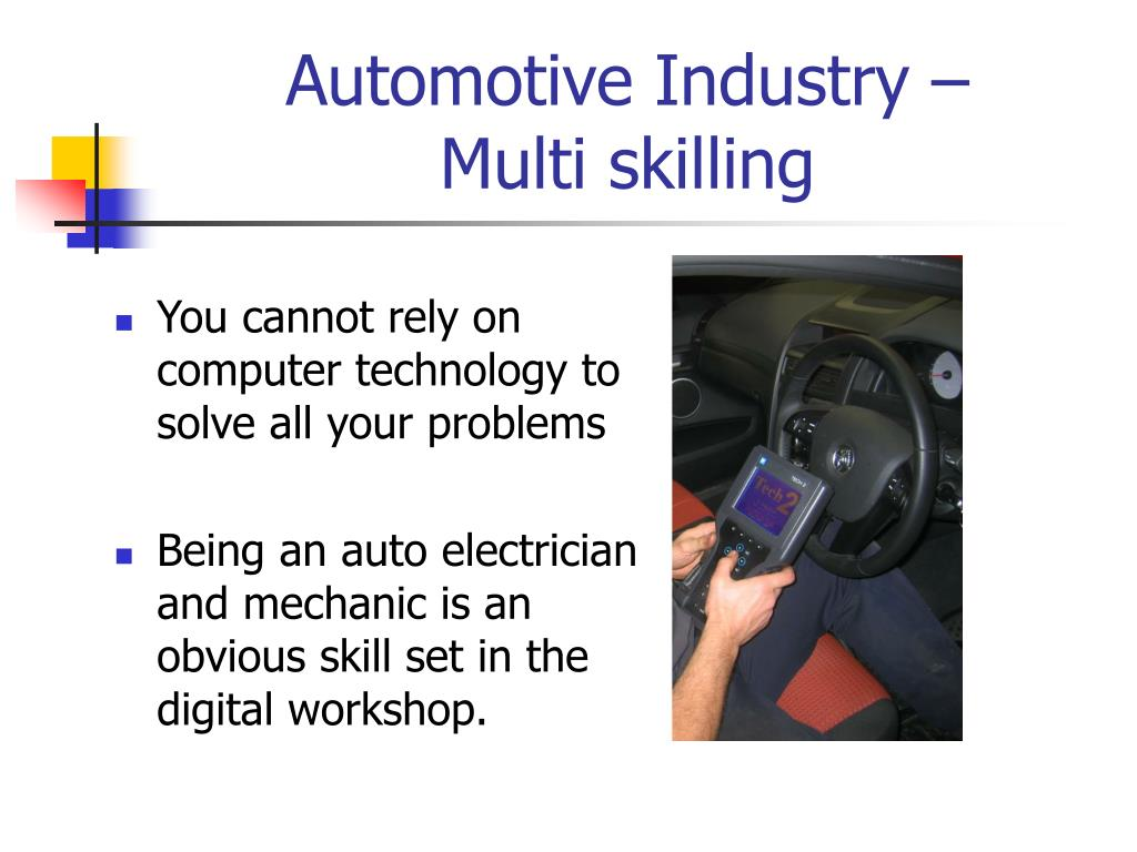 Automotive Industry –