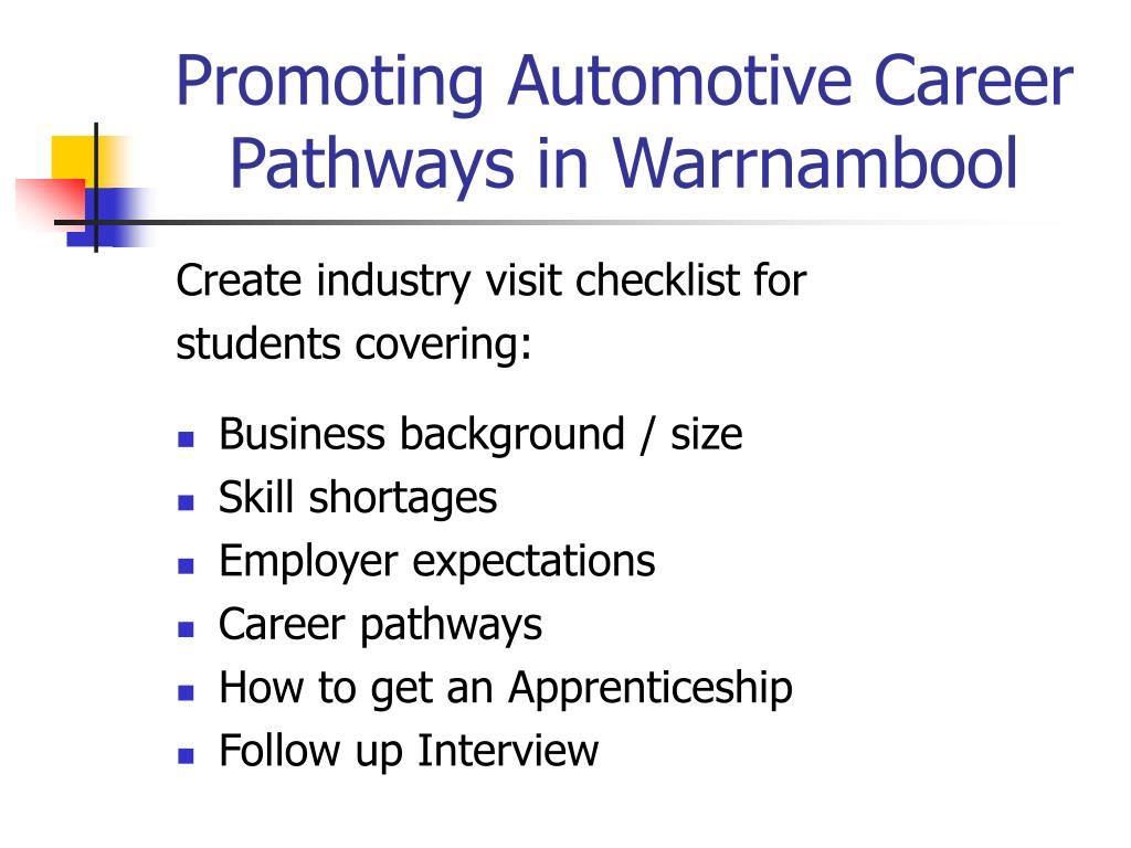 Promoting Automotive Career Pathways in Warrnambool