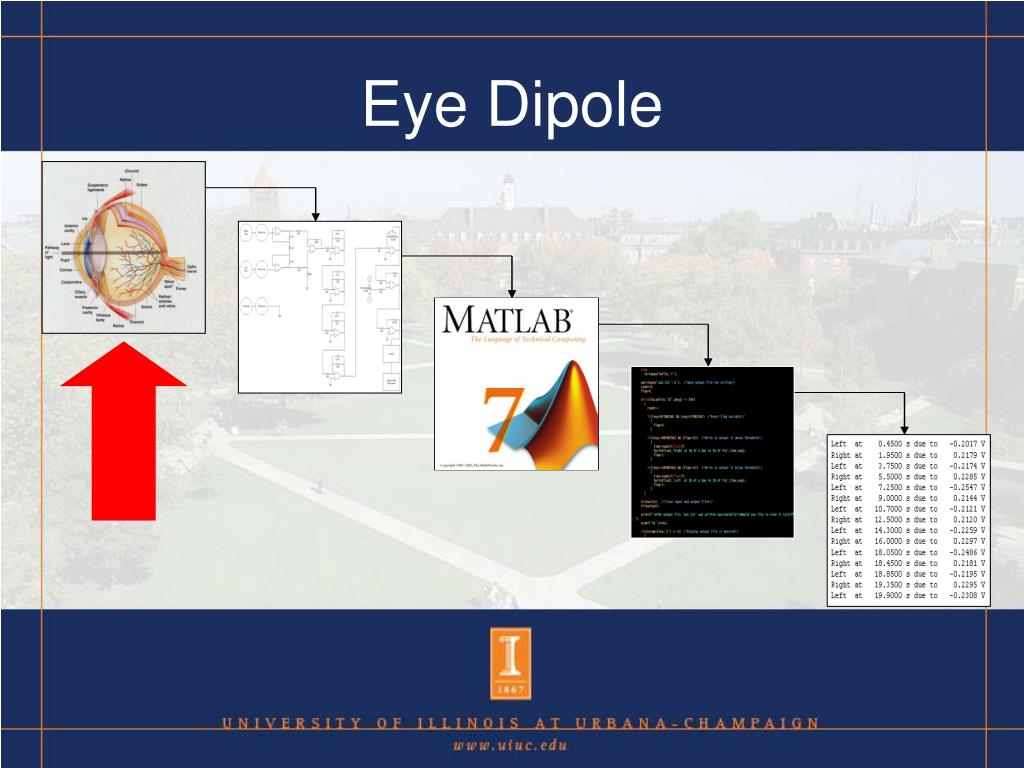 Eye Dipole