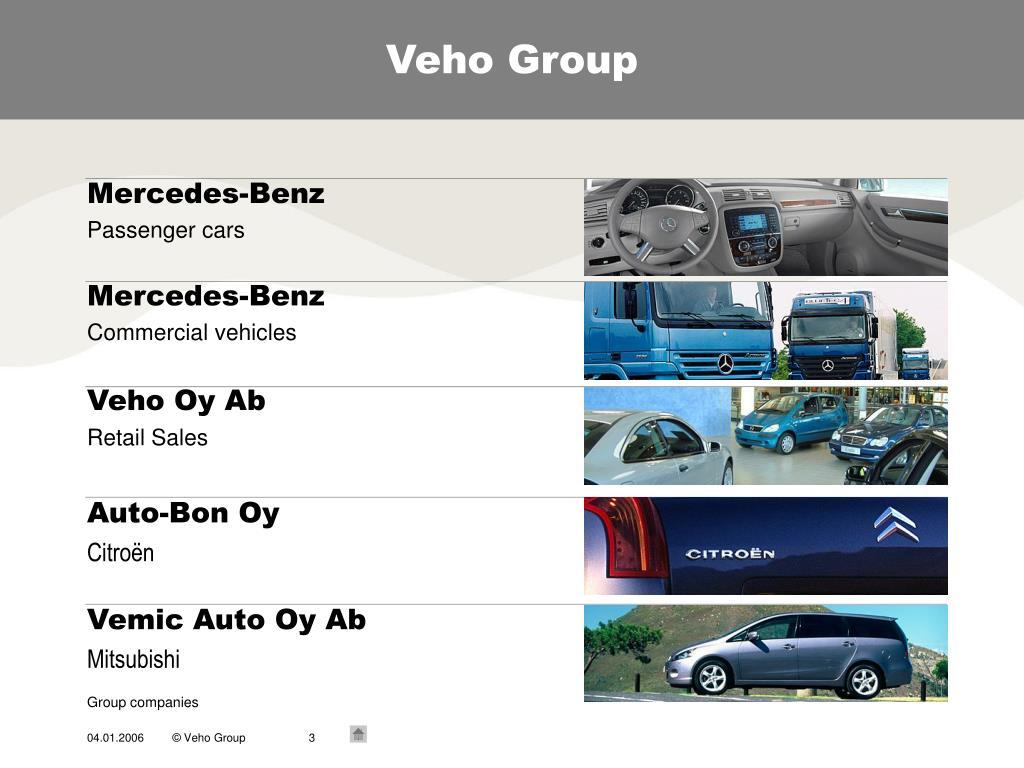 Veho Group