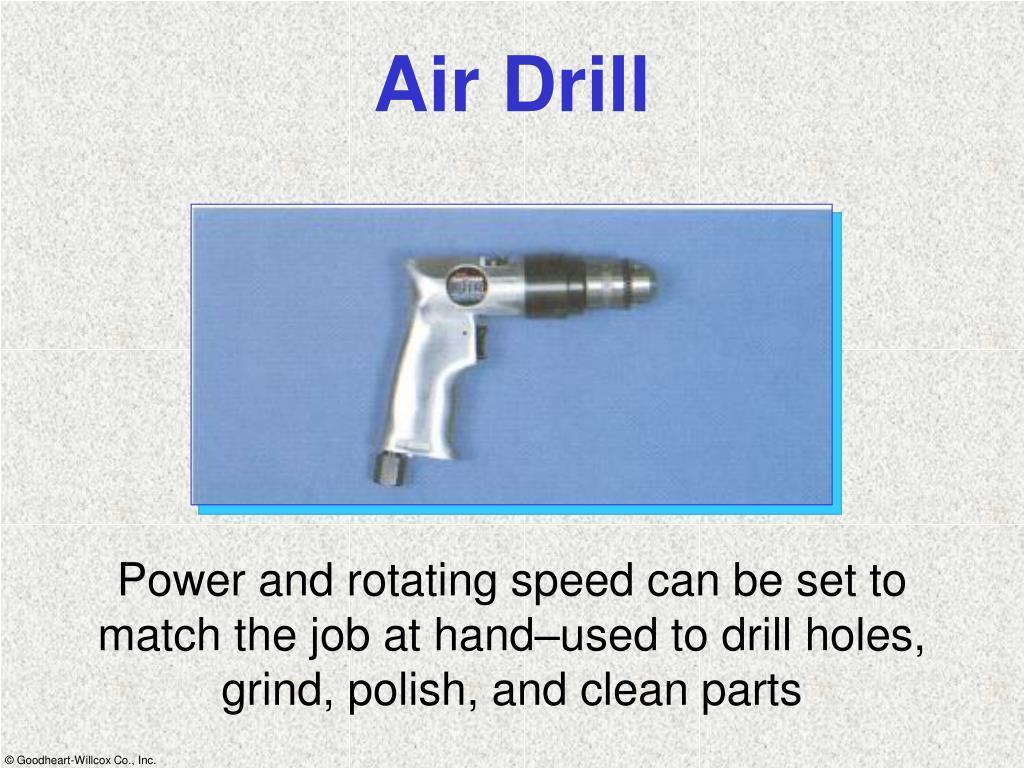Air Drill