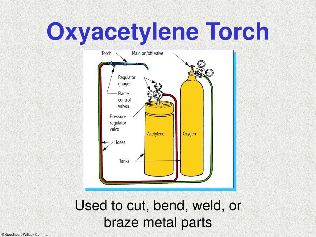 Oxyacetylene Torch