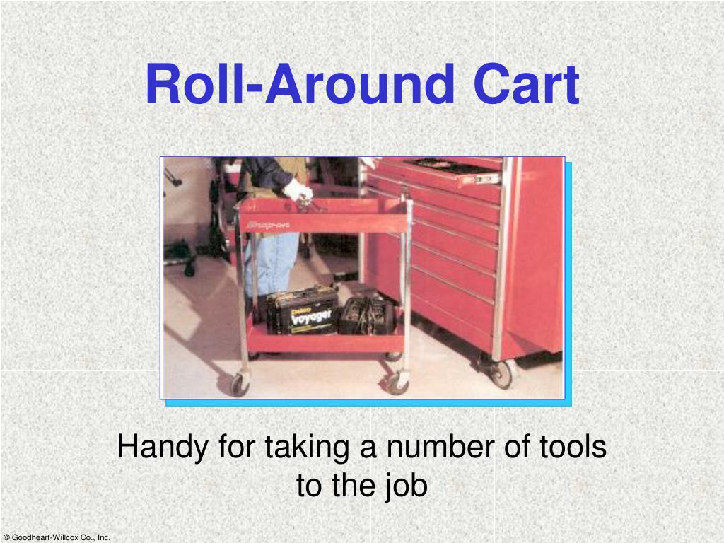 Roll-Around Cart