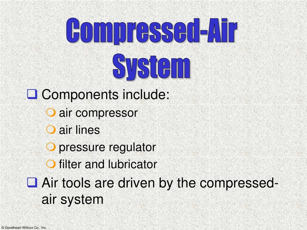 Compressed-Air