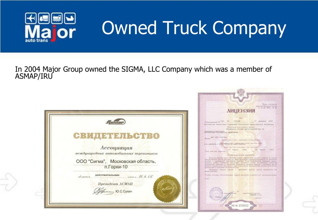 Owned Truck Company
