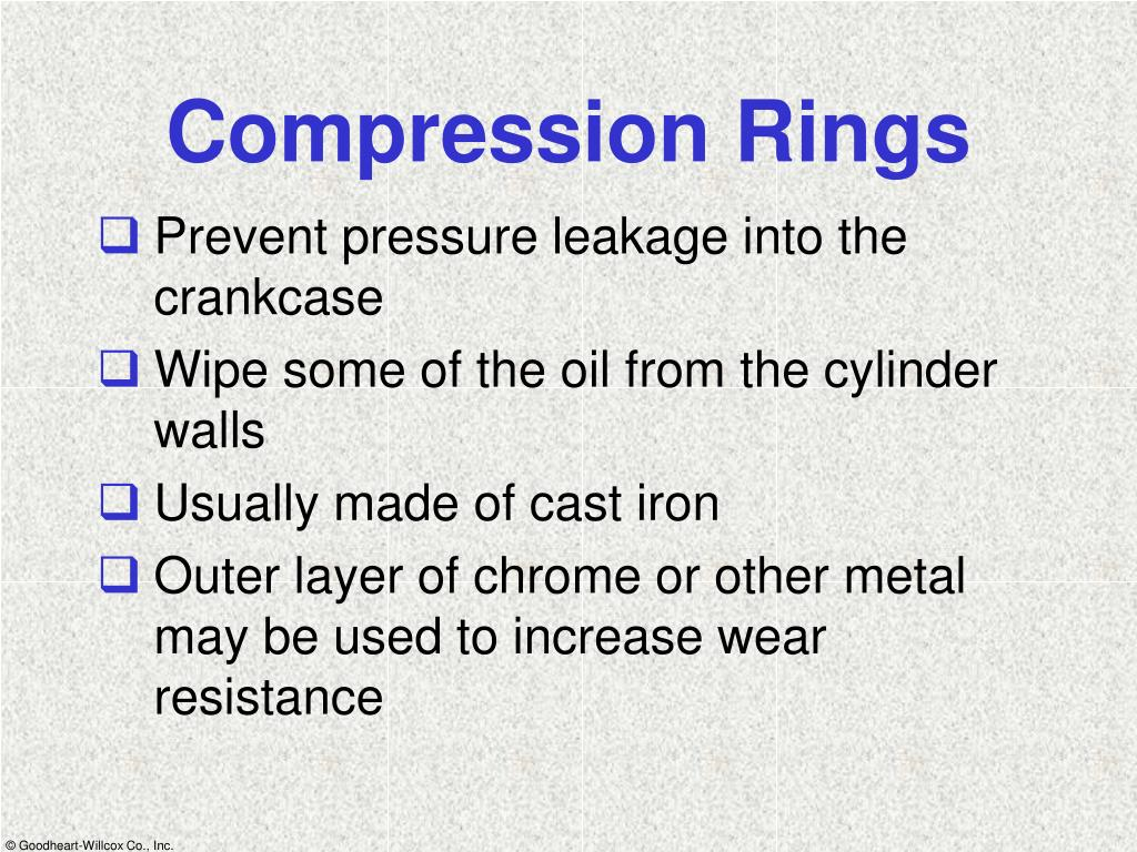 Compression Rings