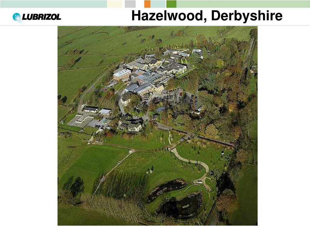 Hazelwood, Derbyshire