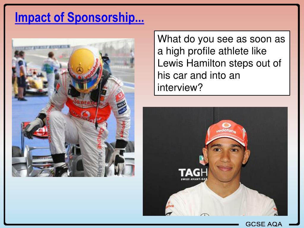 Impact of Sponsorship...