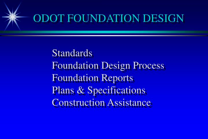 Odot foundation design l.jpg