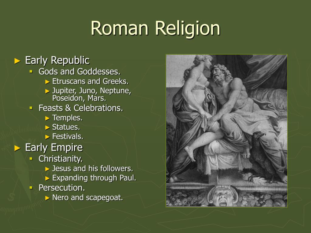 essay on christianity in roman empire Free essays on christianity roman empire through the following sentiments about the christianreligion's effect on the roman empire appear after something ofan.