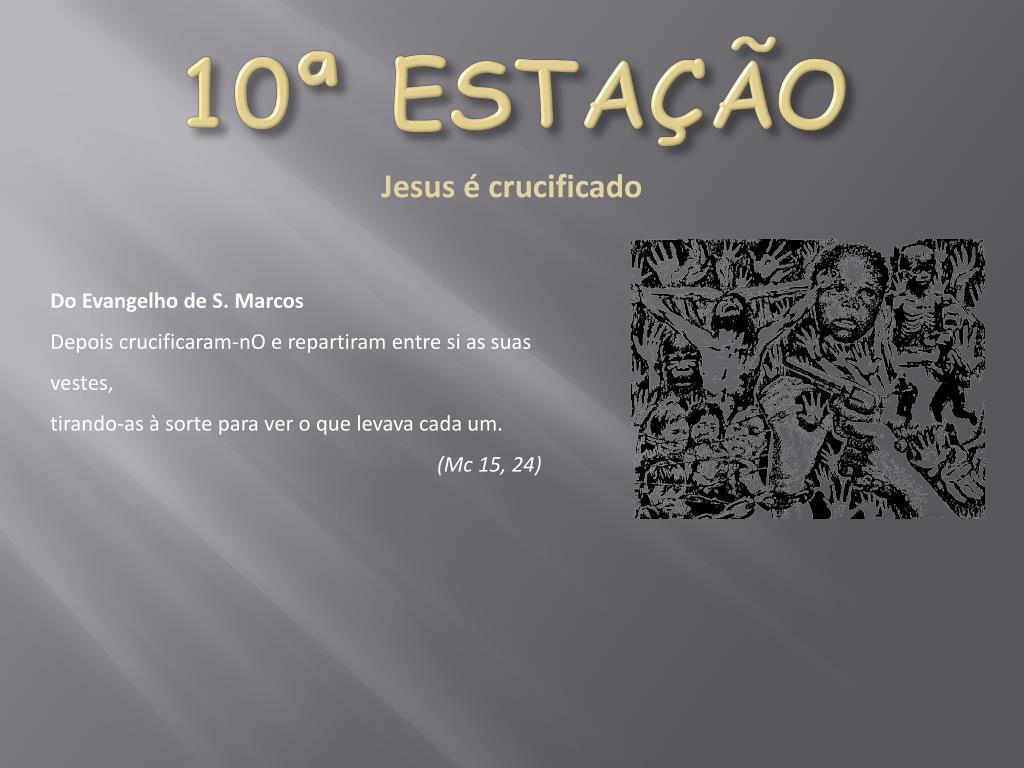 10ª ESTAÇÃO
