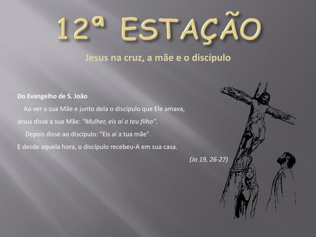 12ª ESTAÇÃO