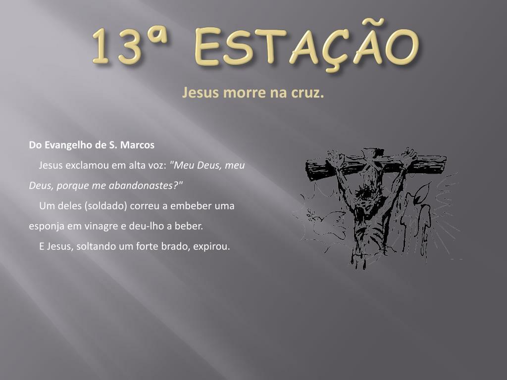 13ª ESTAÇÃO