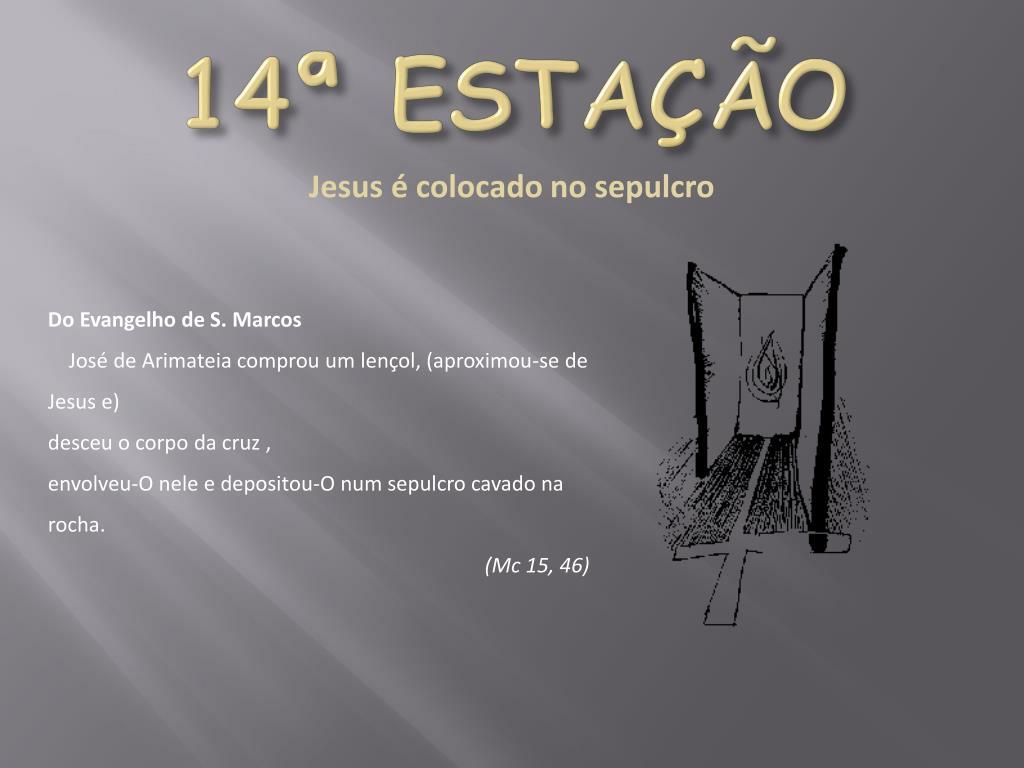 14ª ESTAÇÃO