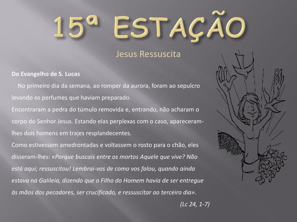 15ª ESTAÇÃO