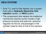 heui system