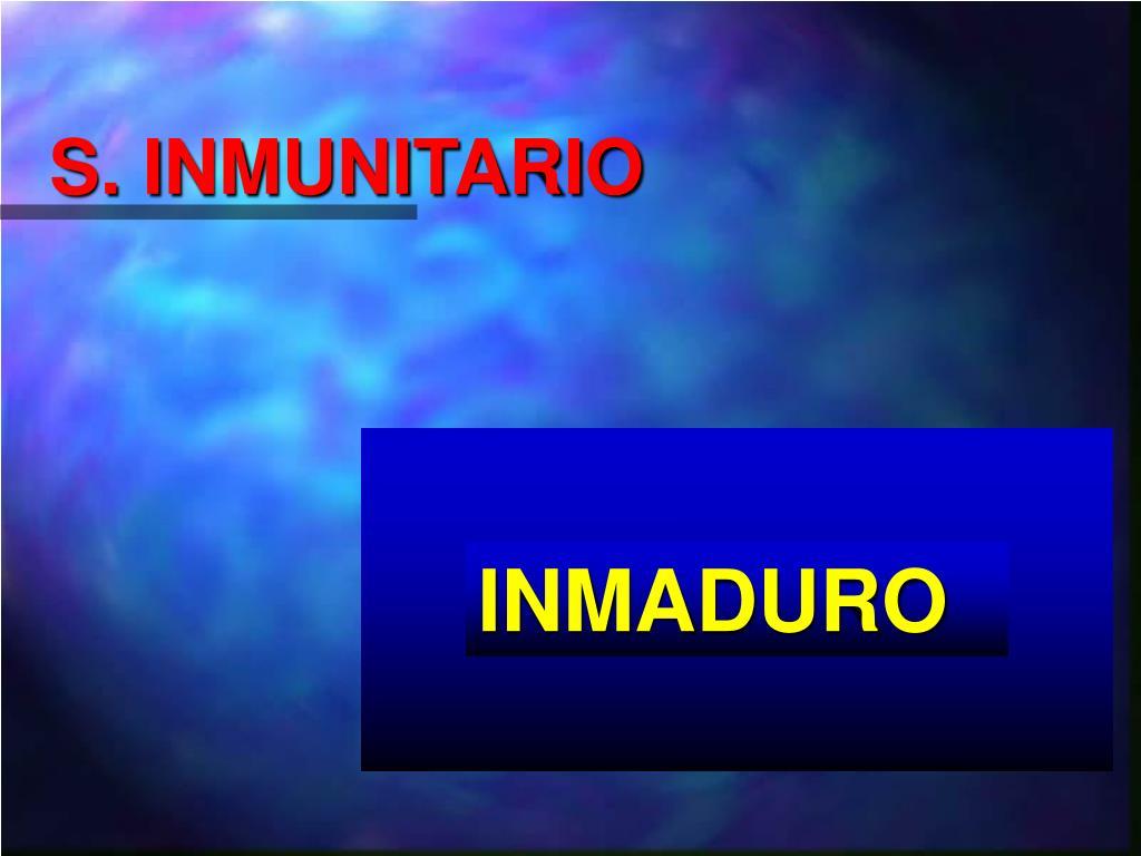 INMADURO