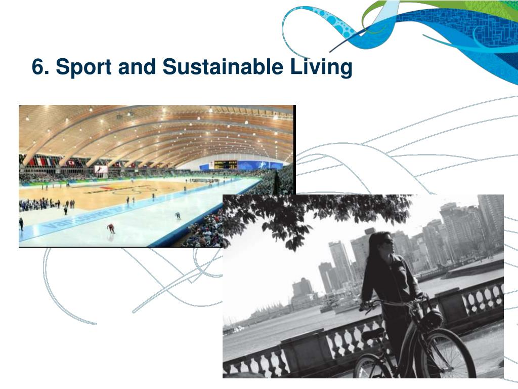 6. Sport and Sustainable Living