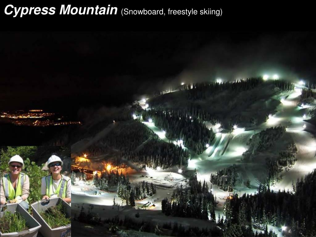 Cypress Mountain