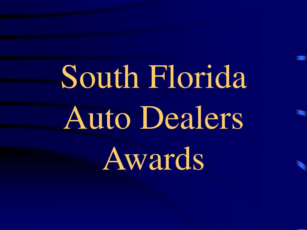 South Florida Auto Dealers