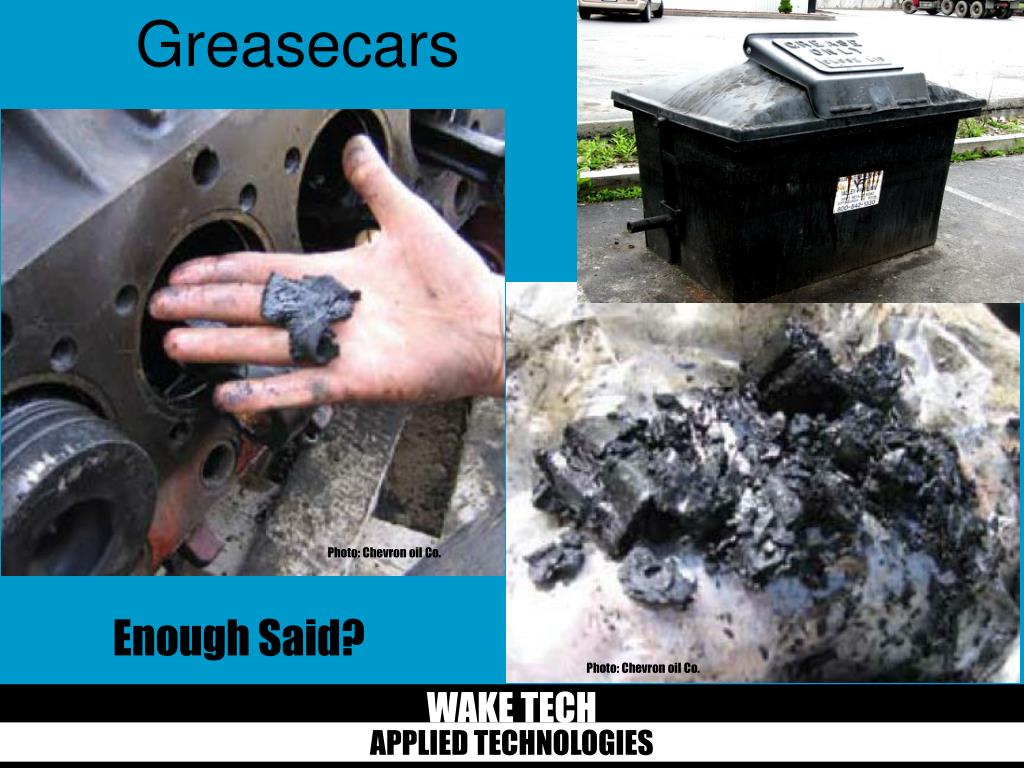Greasecars