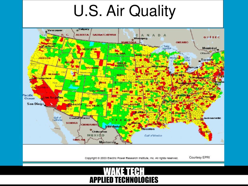U.S. Air Quality