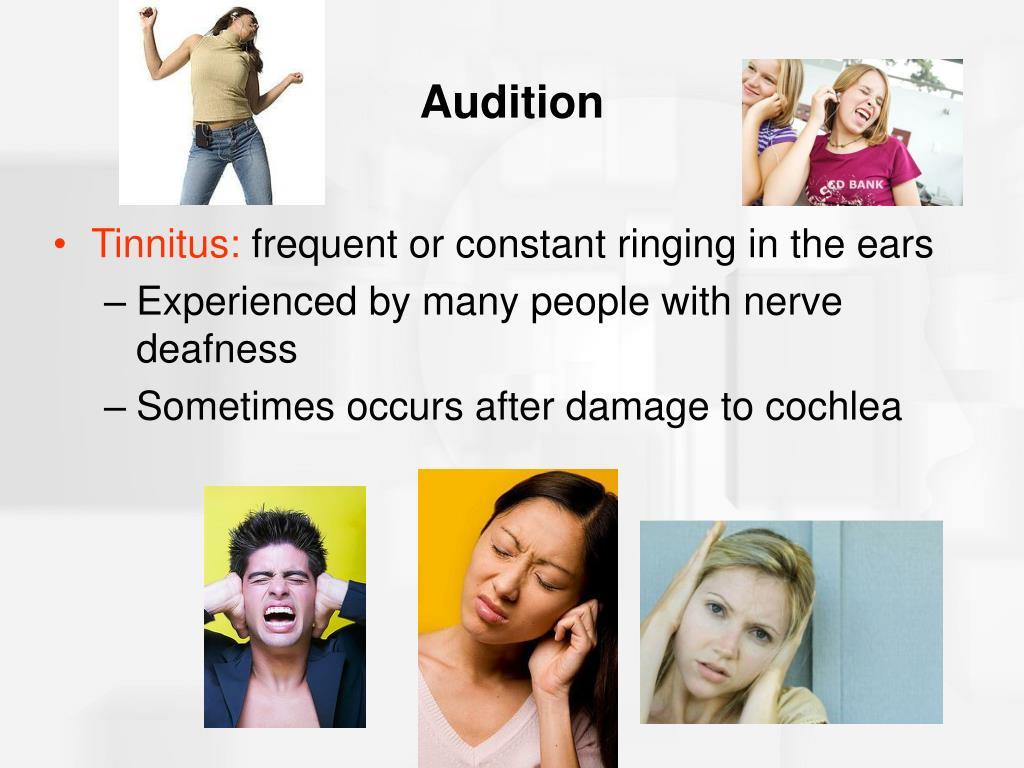 Tinnitus: