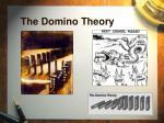 the domino theory7