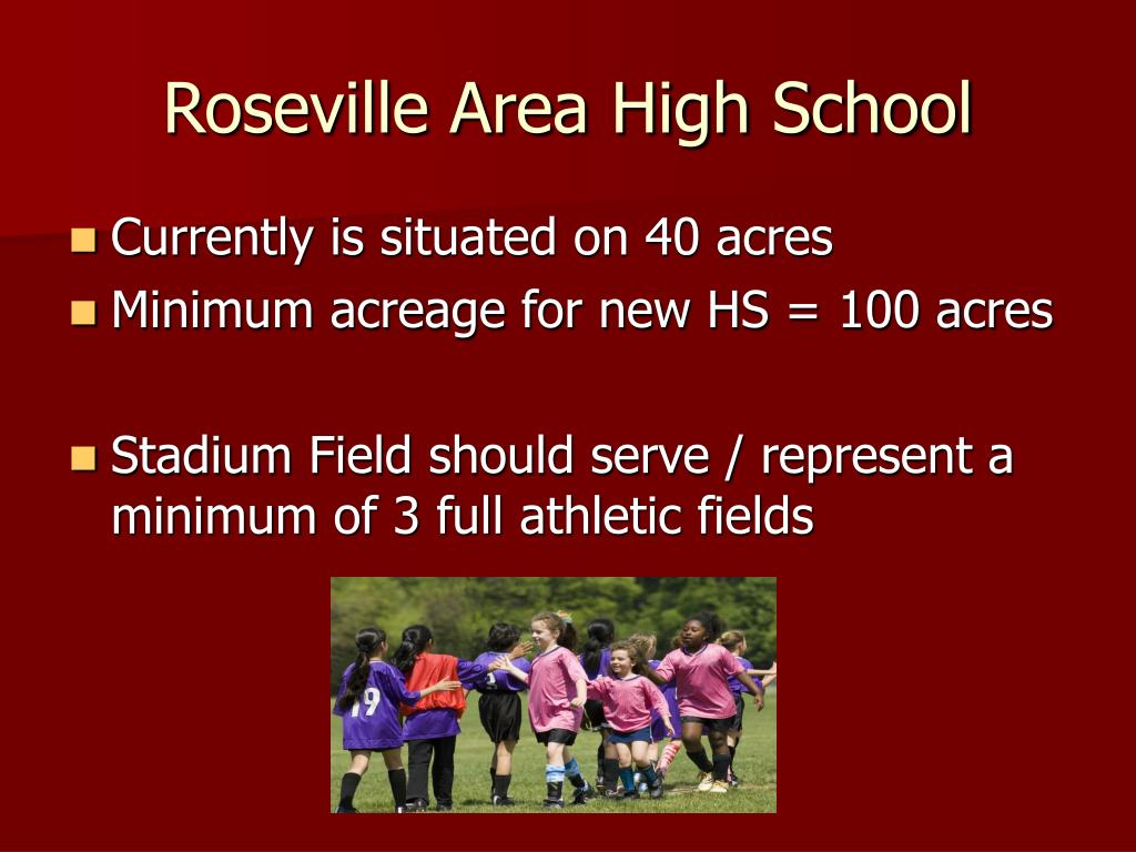 Roseville Area High School