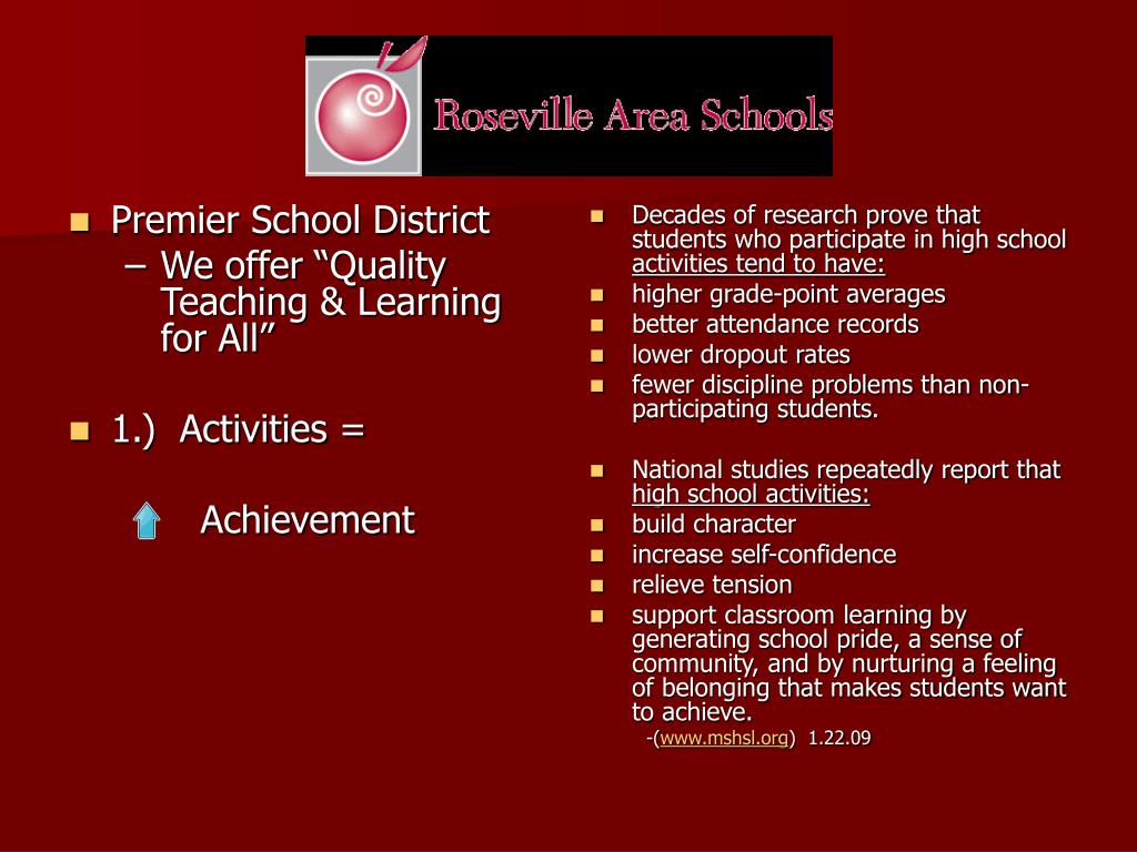 Premier School District