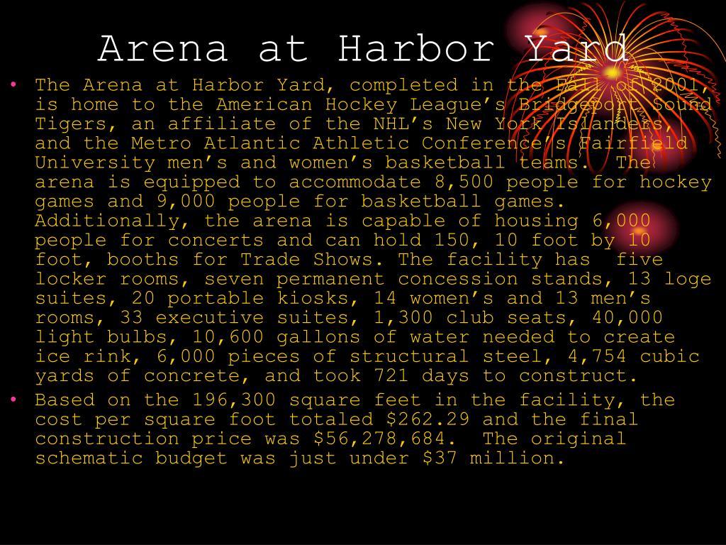 Arena at Harbor Yard
