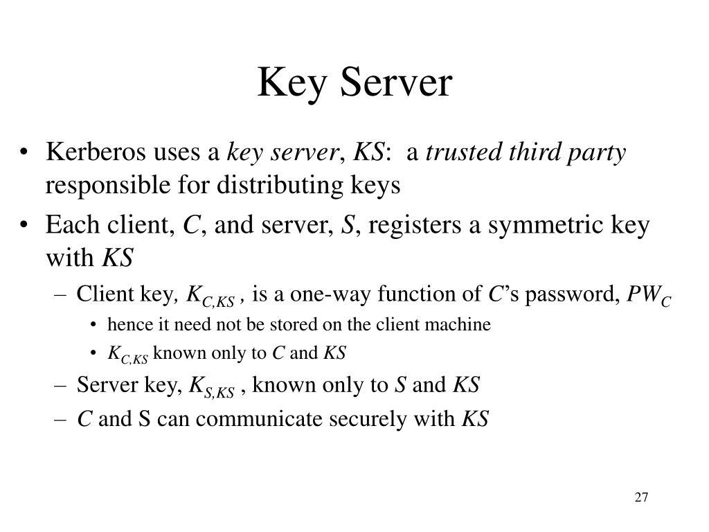 Key Server