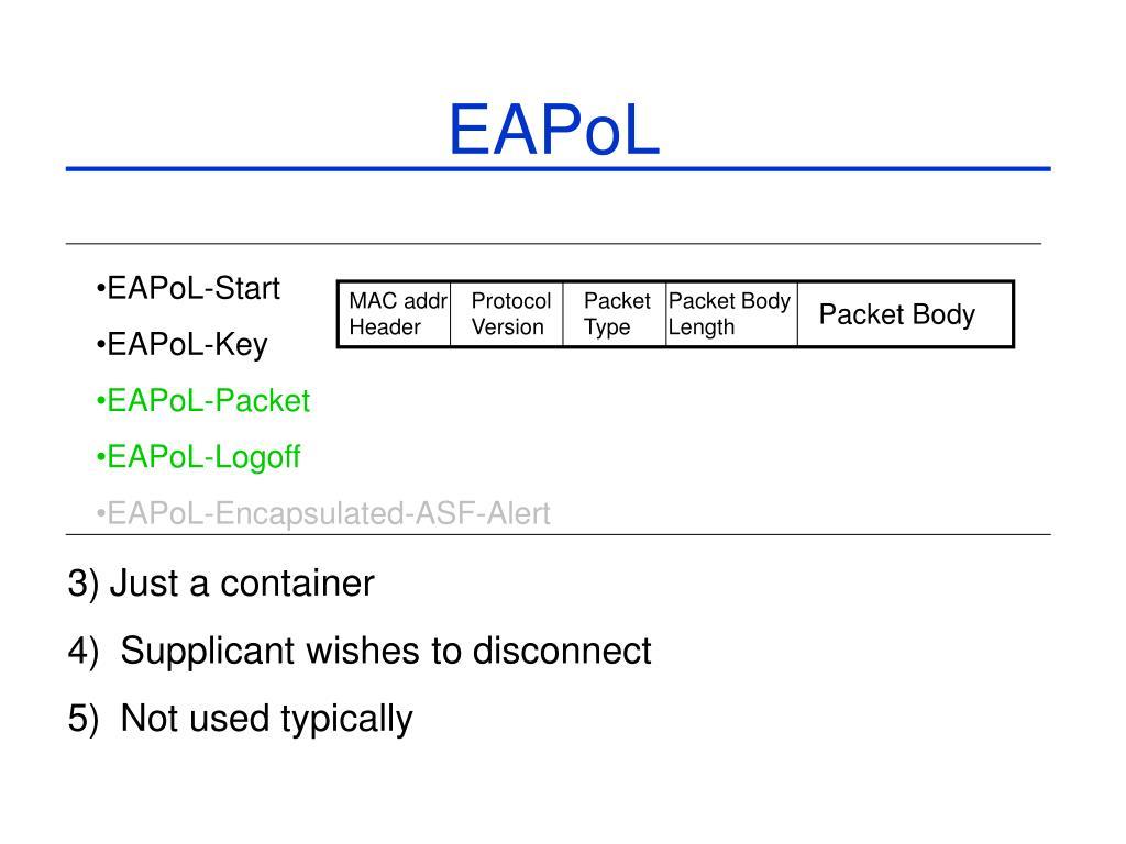 EAPoL