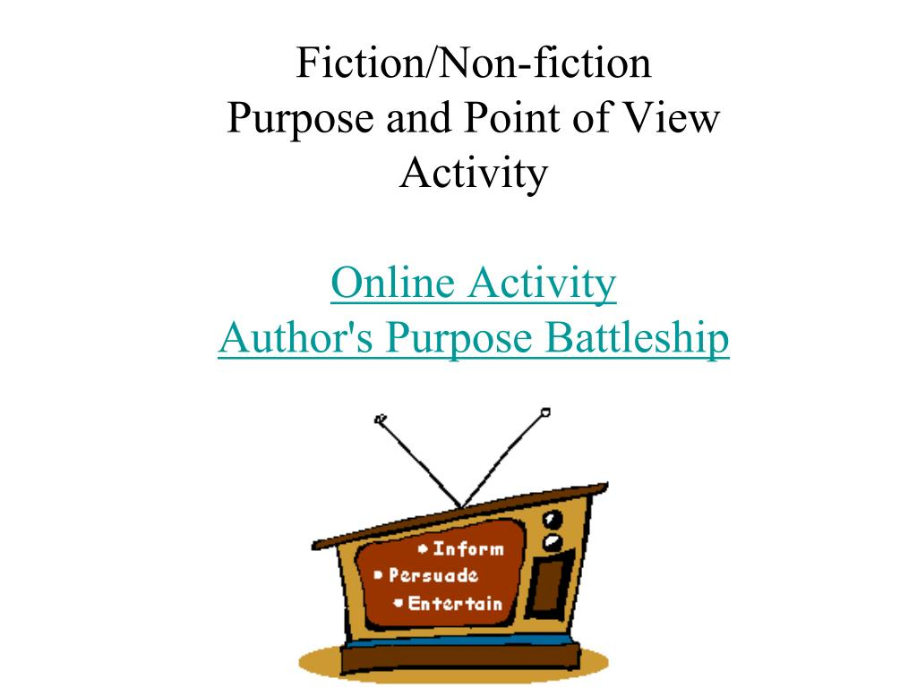 Fiction/Non-fiction