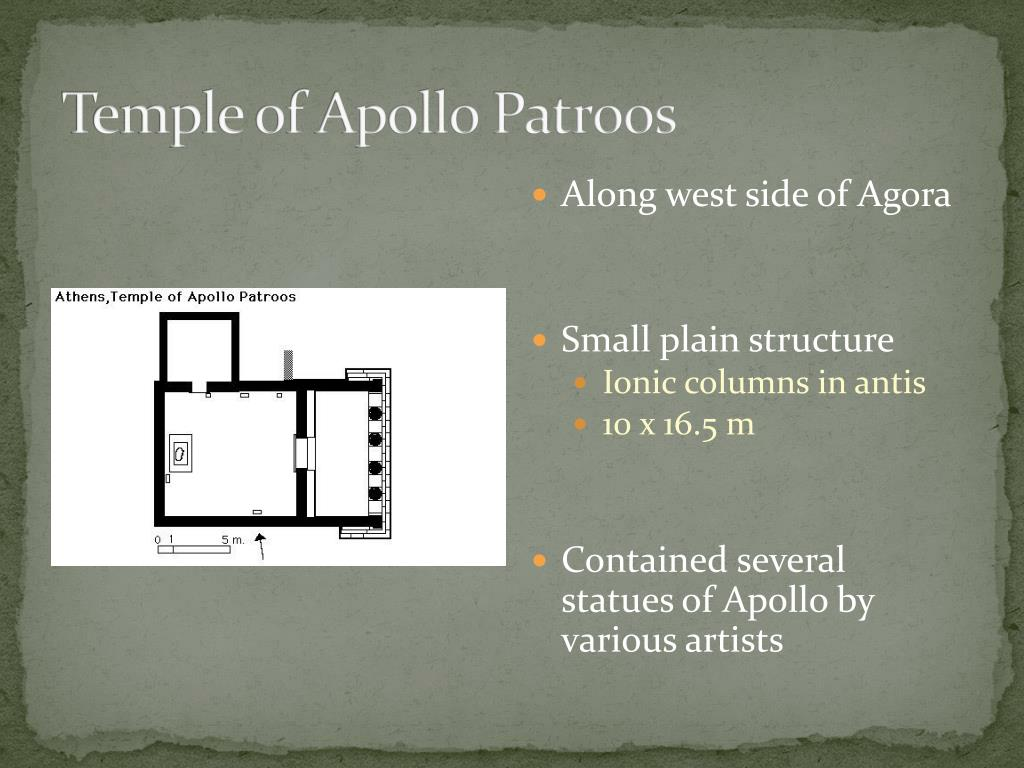 Temple of Apollo Patroos
