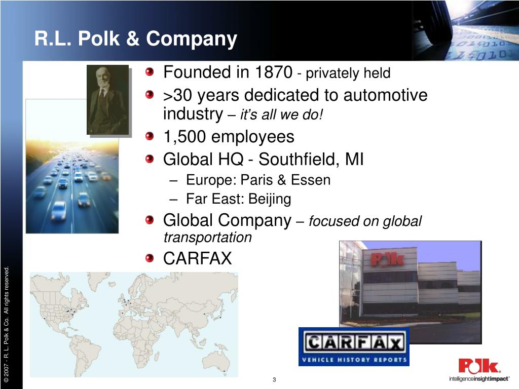 polk company Polk & company, new york, ny 679 likes polk & company specializes in public relations, media strategies and social media our focus is on the client's.
