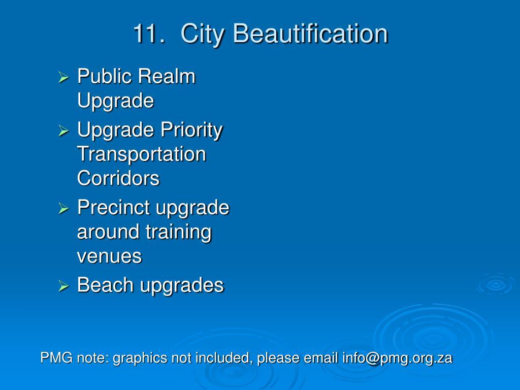 Public Realm Upgrade