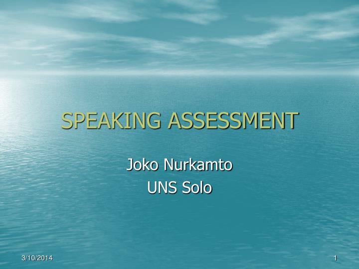 Speaking assessment l.jpg
