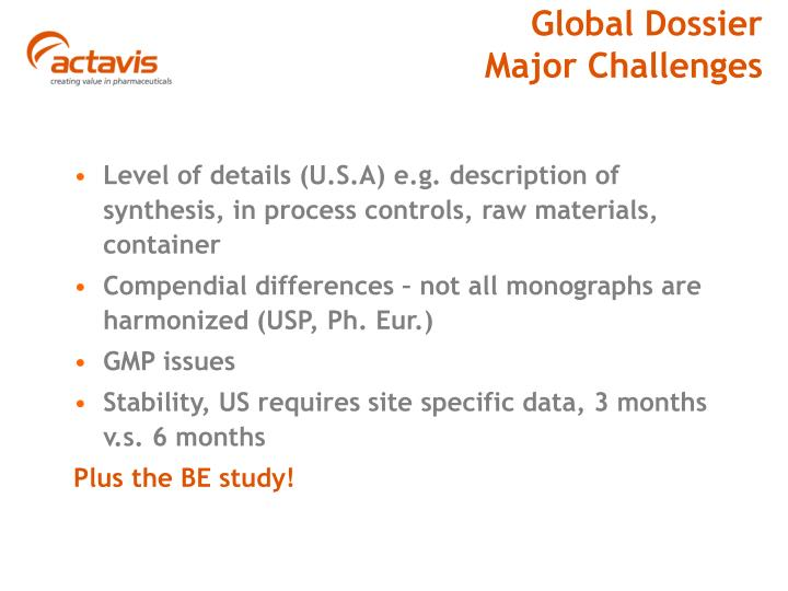 Ppt General Overview To The Ctd And Module 1 Gudrun Dora